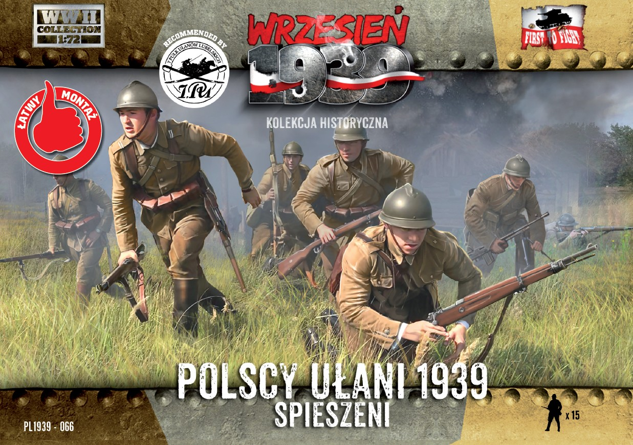 WW2 Polish Uhlans on foot [FTF72066]SECONDARY_SECTION9