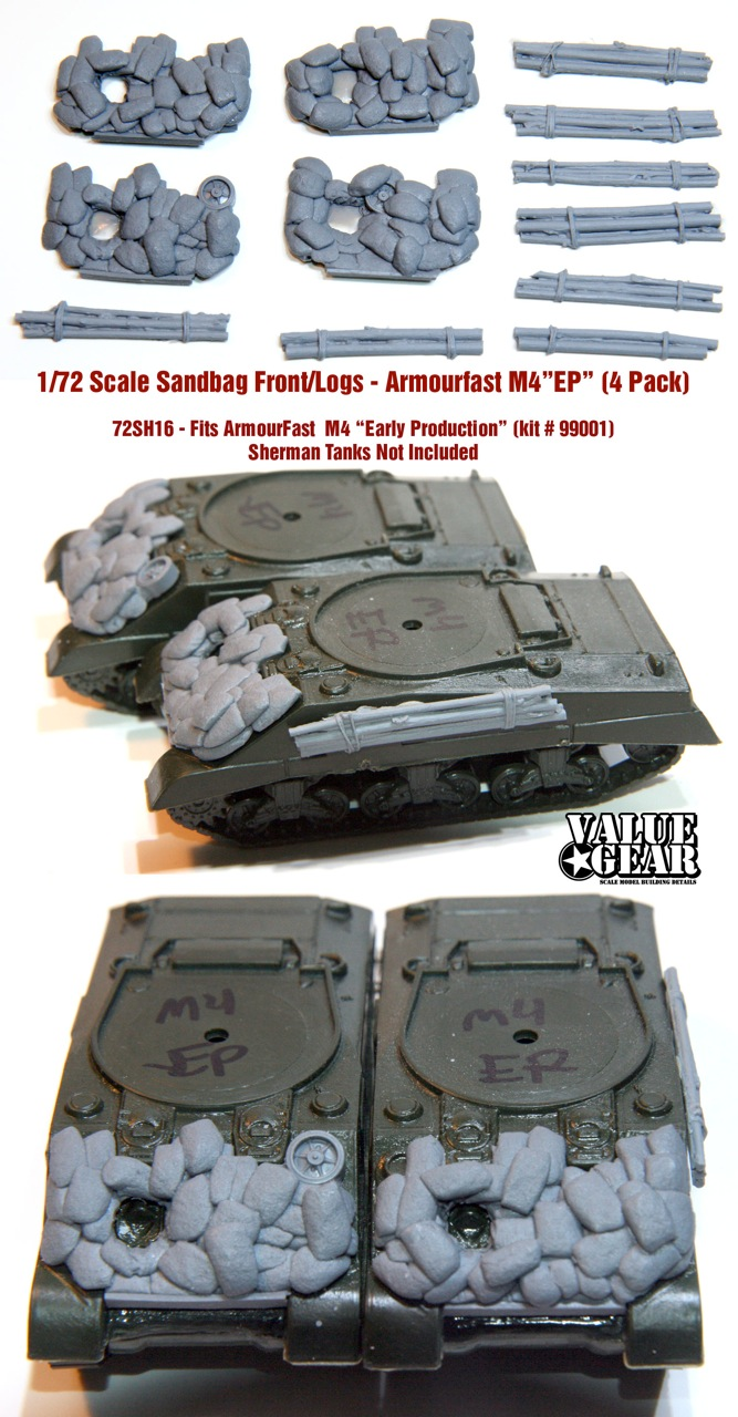 Allied Tank Bits - set 1 - Click Image to Close